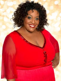 Strictly s Alison Hammond teme que sus tetas son d...