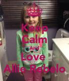 Mantener la calma y el amor Allie Rebelo MANTENER...