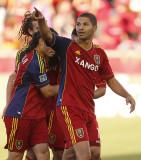 Alvaro Saborio Alvaro Saborio 15 de Real Salt Lake...