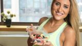 Alyssa Bossio mantiene su figura del fitnessmodel...