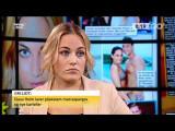 Amalie Szigethy con el drama Peter Birch Go Morgen...
