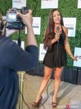 Amber scholl en Step Up Women s Network 10º Anual