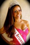 ¿Qué año Miss Arizona Teen Amber Scholl