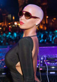 NICK CANNON Y AMBER ROSE AT