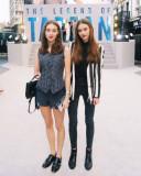 Grace y Amelia Mandeville