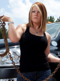 Amy Shirley MMA en