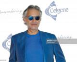 Andrea Bocelli asiste al Concierto de Recuerdo Pav...