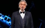 Andrea Bocelli cantará para el papa Francis
