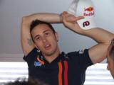 Andrea Dovizioso Italien Formula 1 Player 2012 Nue...