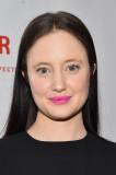 La actriz Andrea Riseborough asiste a la Gala de N...