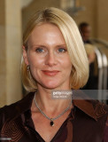 Andrea Thompson durante el 2003 National Cable Tel...