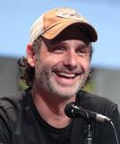 Andrew Lincoln en la Comic Com 2015 San Diego
