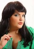 Mincle Peinados Moran Baranes Miss Grasa y Hermosa...