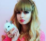 Angelica Kenova la muñeca de la muñeca Barbie Huma...