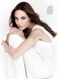 Angelina Jolie Revista InStyle Alemania Enero