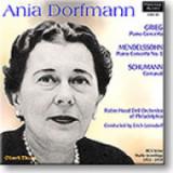 Piano de Ania Dorfmann Robin Hood Dell Orch de