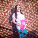 Duggar está embarazada nuevamente Image via