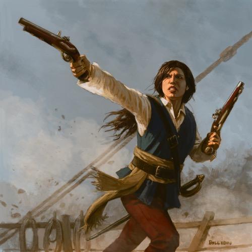 Anne Bonny y Mary Read Dos mujeres piratas cuya mala fama