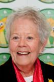 Annette Crosbie Annette Crosbie asiste a la Burges...