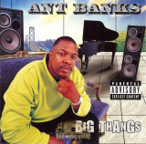 Ant Banks Big Thangs CDs Rap