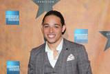 Anthony Ramos La noche de inauguración de Hamilton...