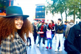 Vogue Modelo Arabella Daho Anunciado Como Cara De...