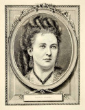 1874 Arte del grabado de madera Arabella Goddard R...