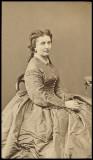 Fotografía de Arabella Goddard 1860s