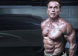 Arnold schwarzenegger Terminator y ejercicios de l...