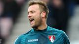 Artur Boruc hizo 39 apariciones para Bournemouth e...