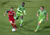 Ashani Fairclough Imágenes Real Salt Lake v Seattl...