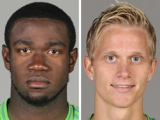 Sounders firma Ashani Fairclough Philip Lund Sound...