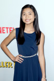 Ashley Liaotends el estreno de Netflix s Fuller