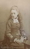 Dollie Clarke 1875 hija de Asia Sobrina de Booth