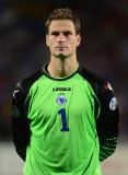 Asmir Begovic Asmir Begovic de BosniaHerzegovina o...