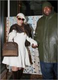 Celebridades sobre Mariah Carey Halle Berry Olivie...