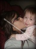 Chelsea Houska Aubree Skye Teen Mom 2 Foto