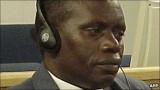 El antiguo jefe del ejército de Rwanda, Augustin B...