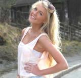 Página de fans dedicada a la blogger noruega Auror...