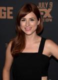 Aya Cash Actriz Aya Cashtends el estreno de FX s T...