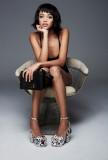 La modelo parisina Aya Jones tiene todo tipo de ge...