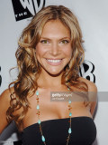 Ayda Field durante 2005 WB Network s All Star Cele...