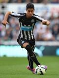 Ayoze Pérez Ayoze Pérez de Newcastle United en acc...