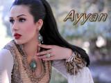Actriz pakistaní Ayyan Ali introducción Pakistán