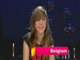 Junior Eurosong 2007 subcampeón Bab Buelens maakt...