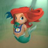 Bebé Ariel Disney Niño