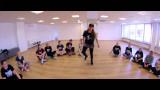 Taller Baiba Klints taller de danza RightWay Vilni...