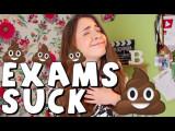Los exámenes chupan