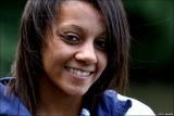 Becky Downie 17 y fresca de completar sus GCSEs es...