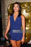 Becky Downie asiste a los British Academy Children...